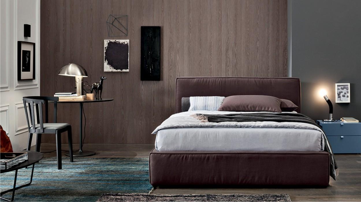 Fare Testata Letto Imbottita.Letti Luxury Design