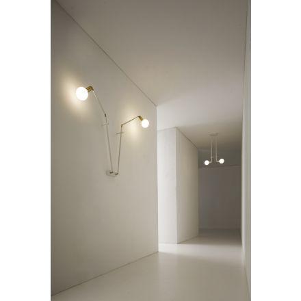 VESOI  wall / ceiling luminaire tiperdue 40/sp2 snodo