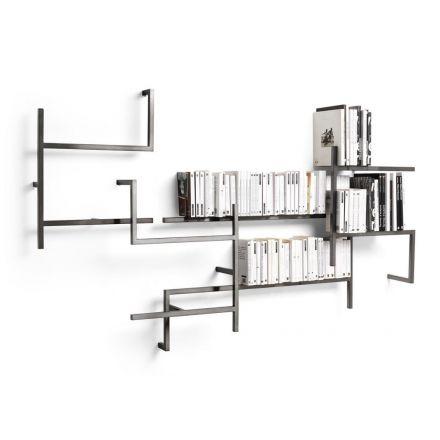 MOGG Antologia - Arrangements for modular wall bookshelf