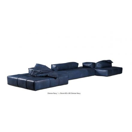 Panama bold open air Baxter divano in pelle - Luxury & Design