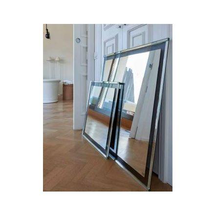 BMB Elen - Specchio da ingresso su vetro in cristallo
