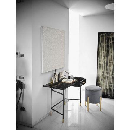 Bontempi - Desk with Paper Holder Vanity 06.49