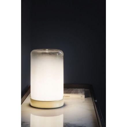"""BONTEMPI """"Pop"""" 56.18 - Lampada da tavolo in vetro soffiato. - Made in Italy, design italiano, arredamento on line, home decor, arredamento design, arredamento moderno, arreda la tua casa, home design, arredamento di lusso"""