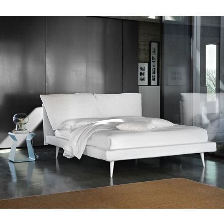 Topazio Bontempi letto con contenitore - Luxury & Design