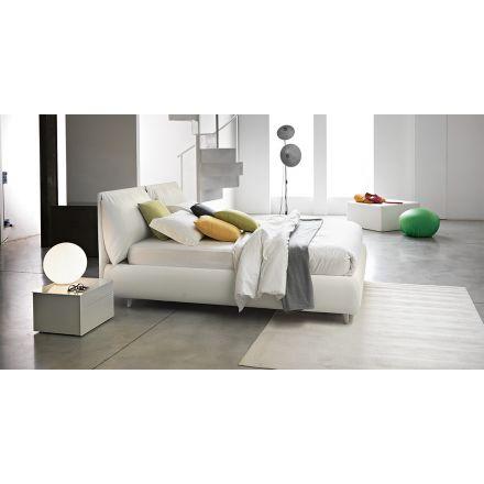 Malou Bontempi letto con contenitore - Luxury & Design