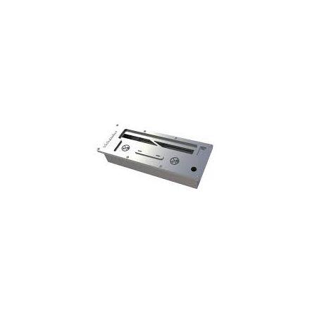 Biokamino Piastra piano per bruciatore BKP50 per BR1000R