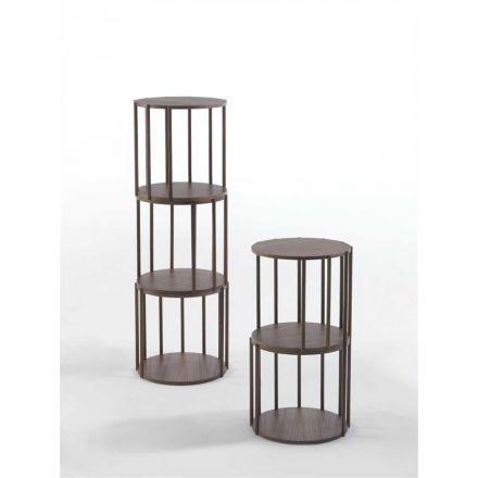 """PORADA - Tavolino / Libreria """"Cell"""""""