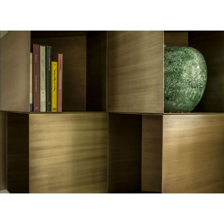 MOGG Cellula wood - Wall wood container
