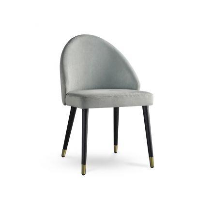 Diana Colico sedia imbottita - Luxury & Design