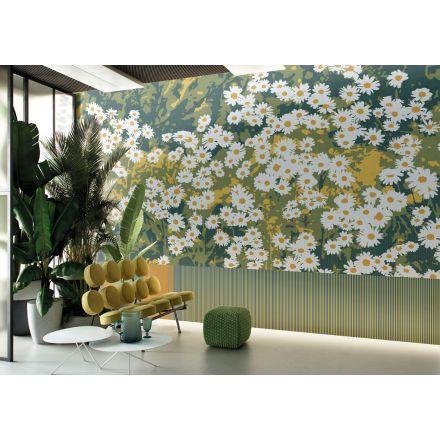 GLAMORA Complicity - Daisy flower wallpaper