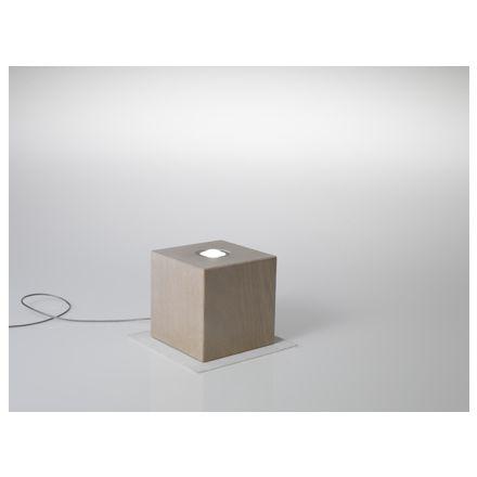 VESOI - lampada da tavolo cubo