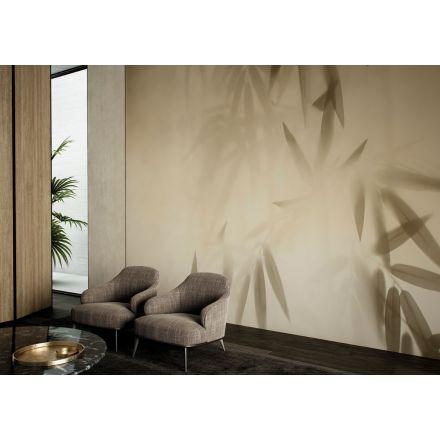 GLAMORA Desire - Elegant leaf wallpaper