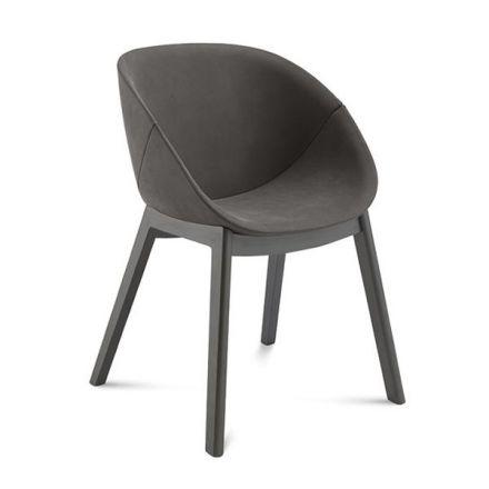 Coquille-L Domitalia poltroncina da salotto - Luxury & Design