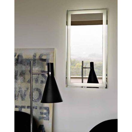 BMB Elen - Specchio da bagno retroilluminato a LED