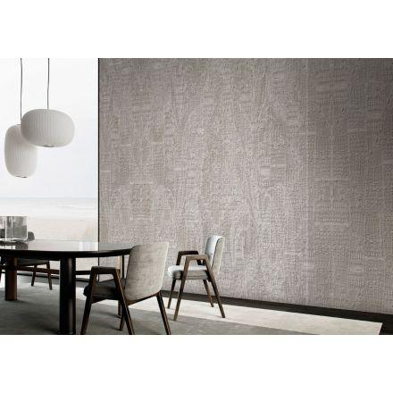 GLAMORA Essenza - Abstract wallpaper fabric effect