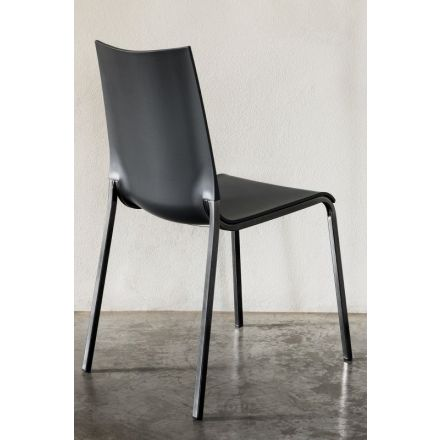Bontempi - Stackable chair Eva 04.22OUT