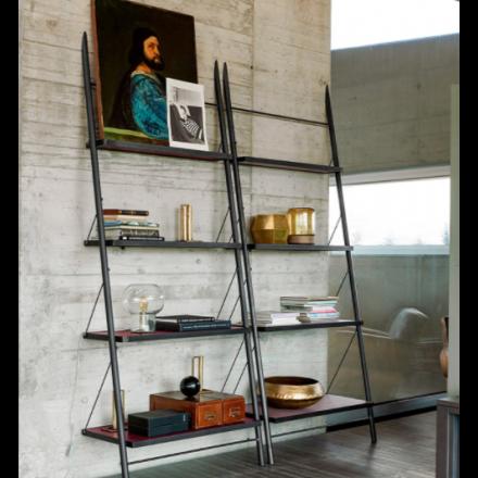 Devina Nais Easy - Libreria con Struttura in Ferro