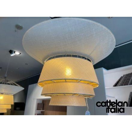 """Cattelan - suspensione lamp """"Bolero"""" of exposure"""