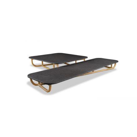 Malacca Baxter tavolino basso da giardino - Luxury & Design