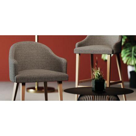 Domitalia Maya-P - Padded chair