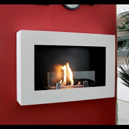 Biokamino Michelangelo - Bioethanol bio-fireplace