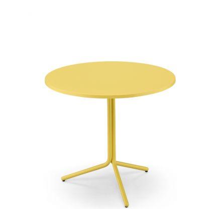 Trampoliere MIDJ tavolino salotto in acciaio - Luxury & Design