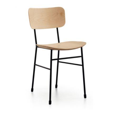 Master LG Midj sedia da cucina in legno - Luxury & Design