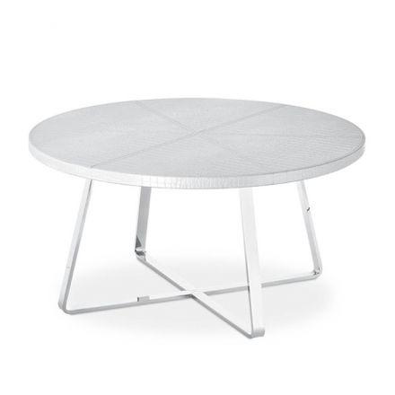 Dj Midj tavolo da salotto in acciaio - Luxury & Design