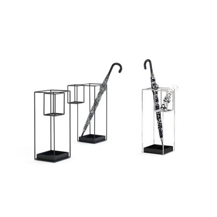 """Mogg """"Duo"""" - Porta ombrelli in metallo, disponibile in due varianti. - Made in Italy, design italiano, shopping on line, arredamento, compra subito, spedizione gratuita, interior design, home decor"""