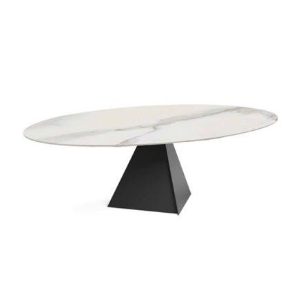Domitalia Monty-OV - Oval table