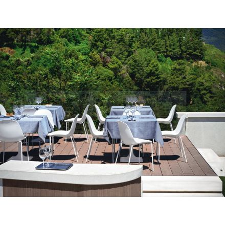 Bontempi - Outdoor Chair Mood 34.10OUT (triangular legs)