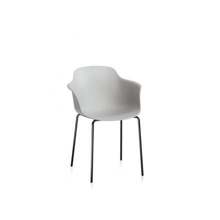 Bontempi - Outdoor Chair with Armrests Mood (avaiable in two versions)