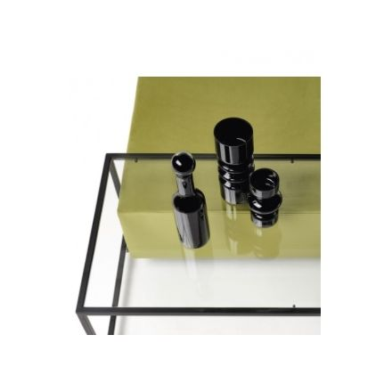 """MOGG - Coffee table/Pouf """"Zoom square"""""""