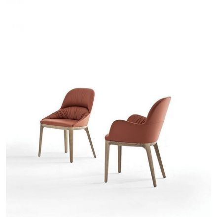 """Bontempi - Chair with armrests """"Queen 34.39"""""""
