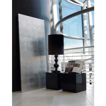 BMB René - Pannelli da parete in foglia argento o oro