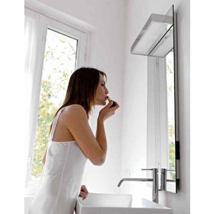 BMB Reply - Specchio da bagno con faretto