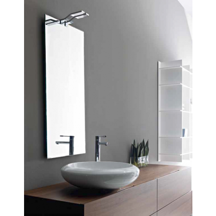 BMB Reply - Light-mirror with LED spotlights