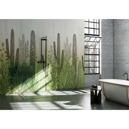 GLAMORA Tierras - Cactus wallpaper