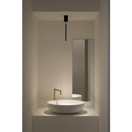 VESOI wall / ceiling and recessed luminaire tubetto 25/sp