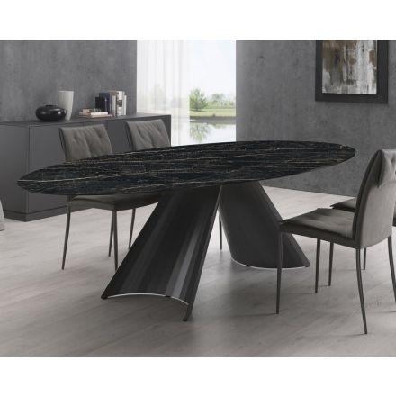 Domitalia Tuile-OV - Oval table