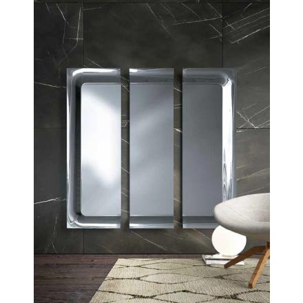 BMB Uma3 - Mirror set with curved frame