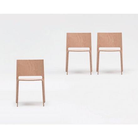 Domitalia Uni - Sedia in legno