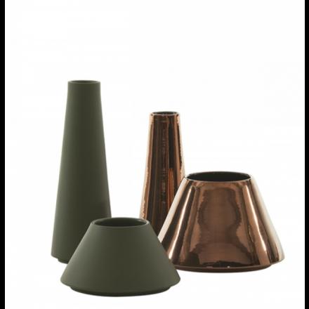 Tonin Casa Gruppo Vulcano - Ceramic vases