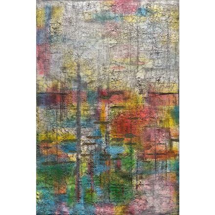 Dipinto a mano su tela  100cm*150cm