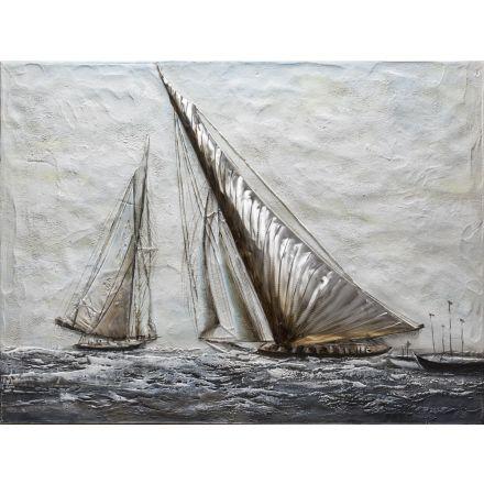 Dipinto a mano su tela  80cm*120cm