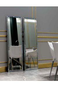 BMB specchio Yo - Specchio con cornice bombata a specchio