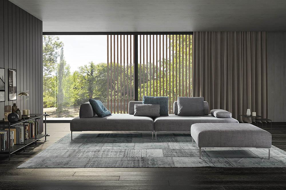 Non Solo Salotti Group Bari.Non Solo Salotti Luxury Tetris Modular Sofa